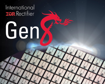 International Rectifier introduces new Gen8 IGBT
