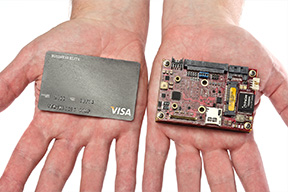 VersaLogic launches Falcon embedded computers