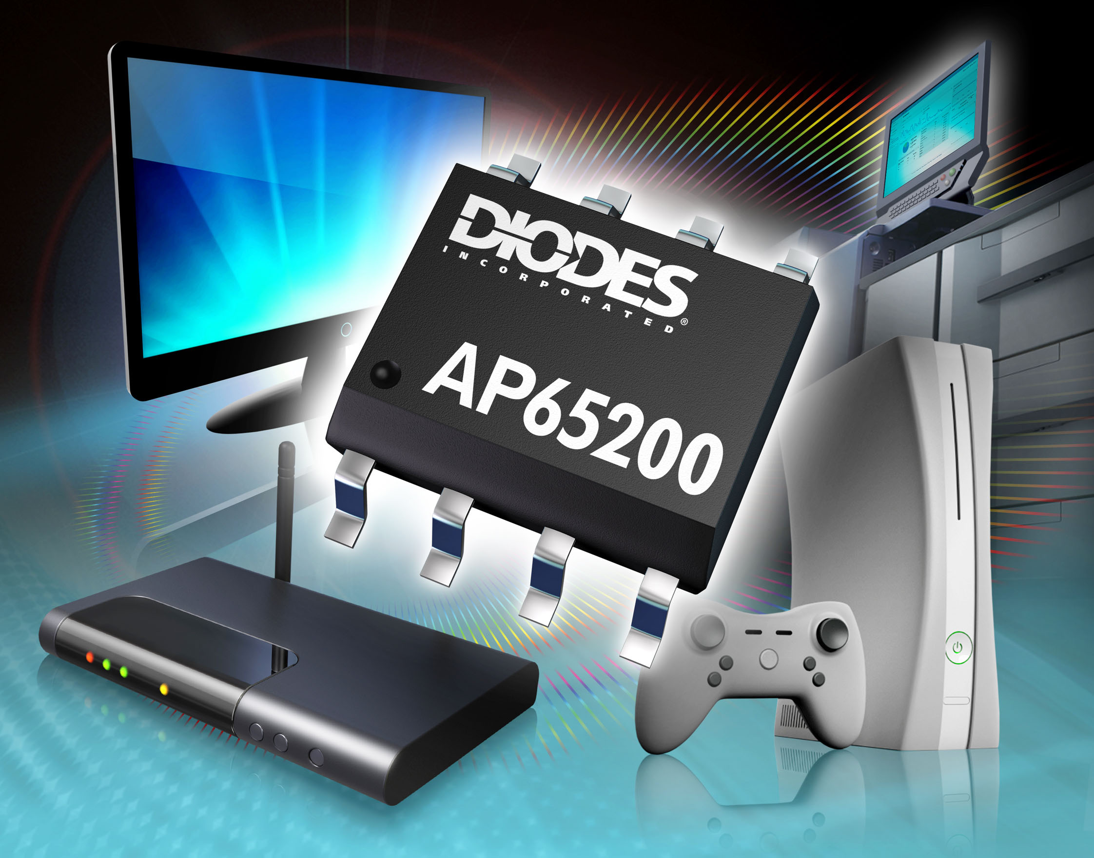 Power Systems Design Psd Information To Your Designs Ac Dc Supply 60w 24vdc 25a Active Tech Electronics Diodes Inc Boosts Light Load Efficiency With Converter
