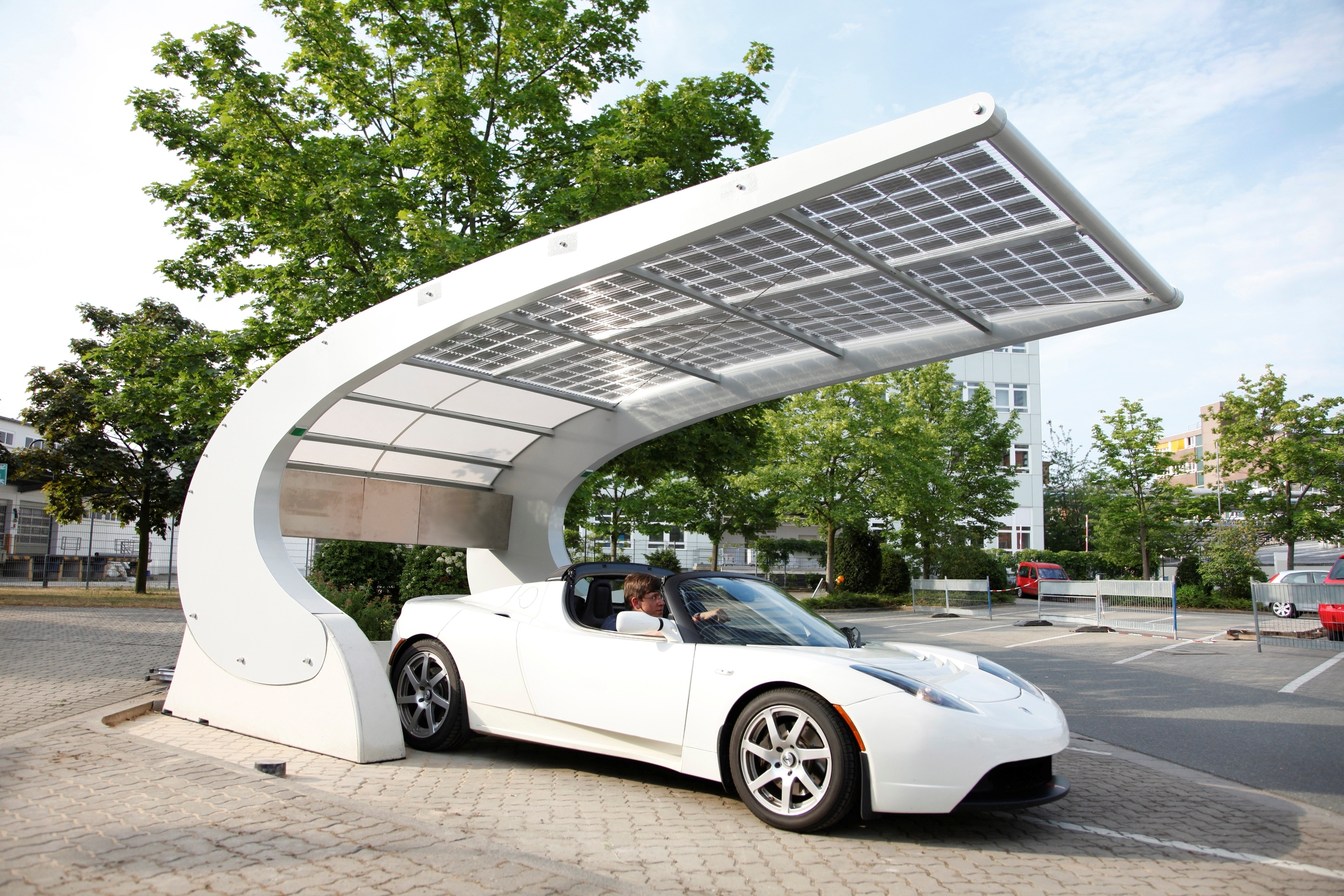 Renewable Energy Parking