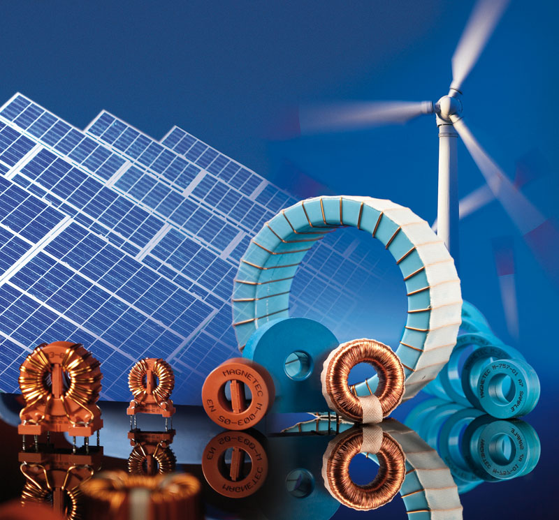 Smart Components for Smart Grids