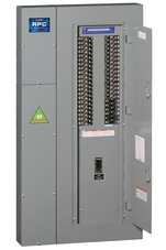 LynTec RPC panel combines latest motorized circuit breakers and an improved controller