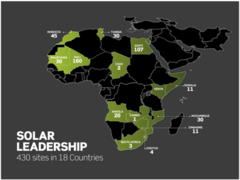 Eltek leads in telecom solar power within Africa