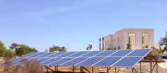 IBC SOLAR hybrid systems supply solar energy in Mallorca