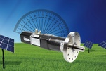 GEN 4 solar tracking motors offer integrated electronics and inclinometer options