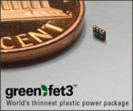 Silego Technology claims world's thinnest plastic power package
