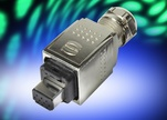 HARTING's PushPull Signal connector provides reliable transmission of energy, signals and data