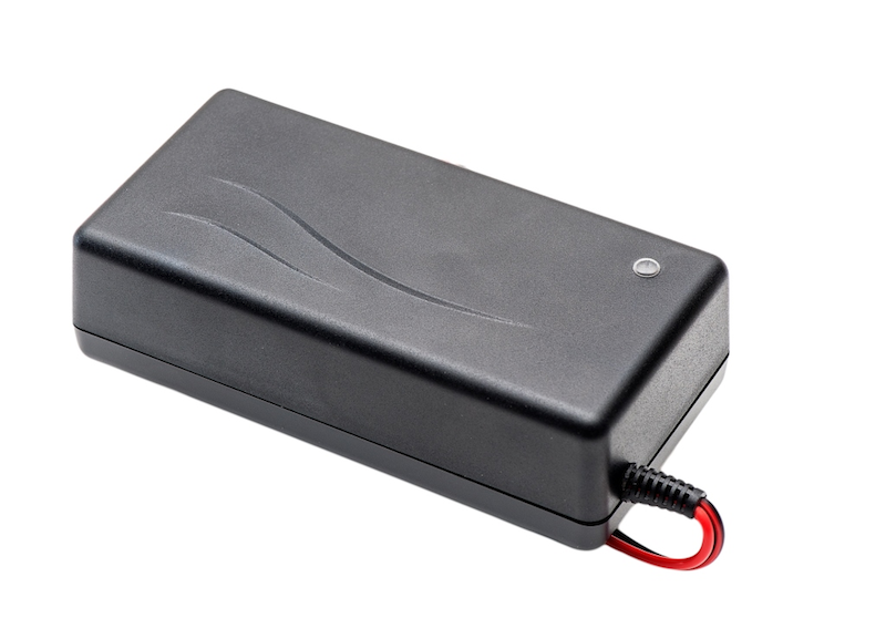 Mascot's 100W Li-ion battery charger touts performance