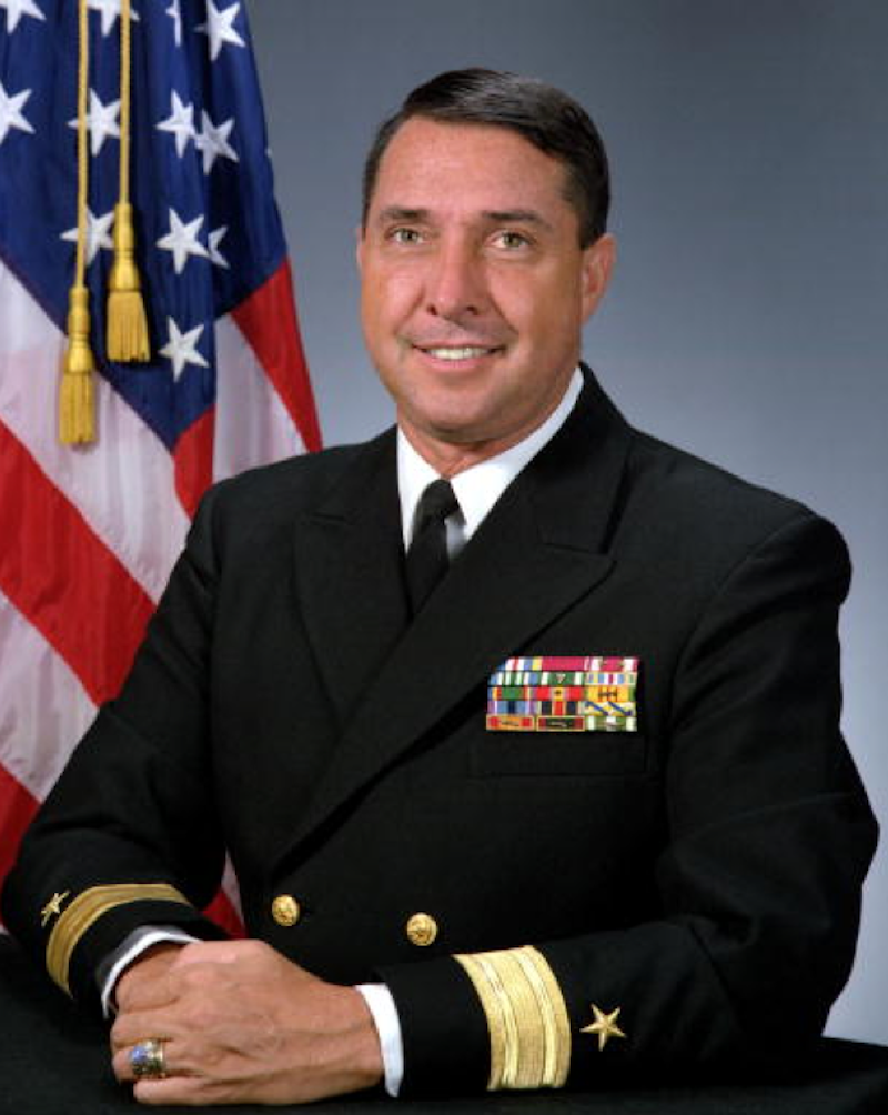 Rear Admiral Pease becomes inaugural member of Energy Focus Advisory Board