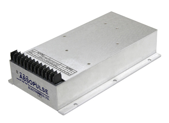 Encapsulated 300VA pure sine-wave inverter suits severe environments