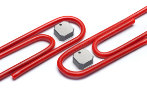 Coilcraft's shock-resistant power inductors are NASA outgassing compliant