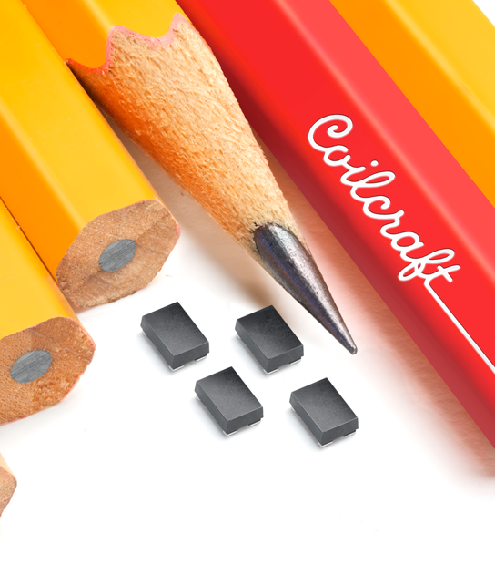 Coilcraft's mini coupled power inductor targets flyback and SEPIC apps