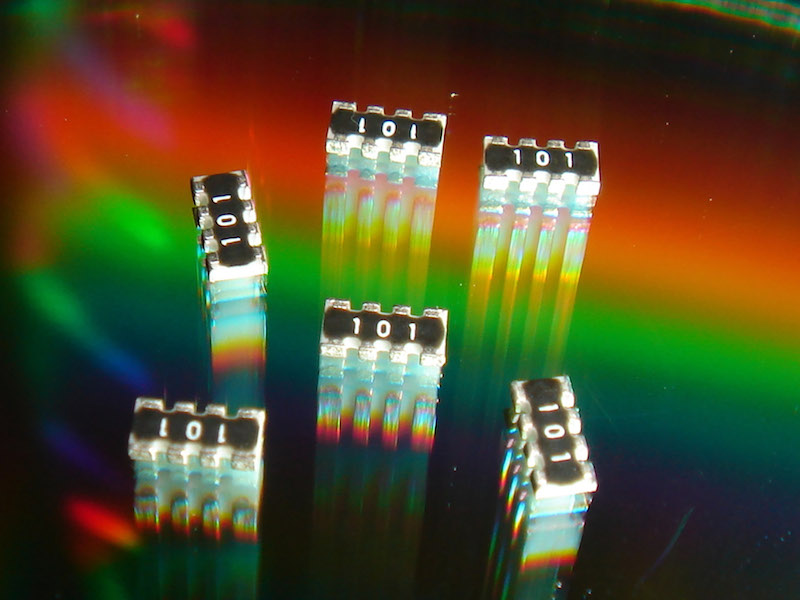 Stackpole releases anti-sulfur chip resistor arrays