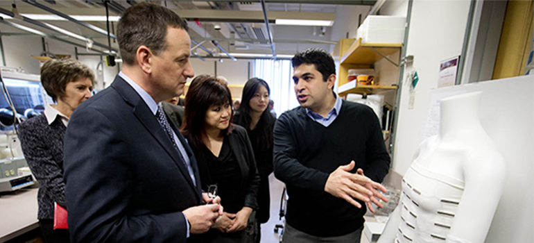 UBC projects get NSERC funding for efforts including flexible solar cell and wearable electronics development