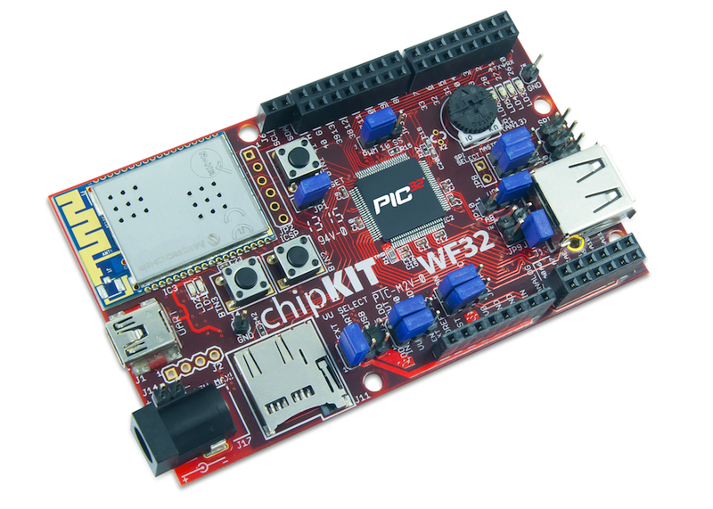 Microchip announces Arduino-compatible chipKIT ecosystem expansion