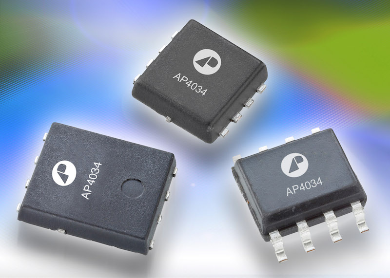Power MOSFETs from Advanced Power Electronics target DC/DC converter apps