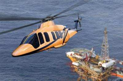 Astronics' power distribution system to be used in the Bell 525 Relentless Helicopter
