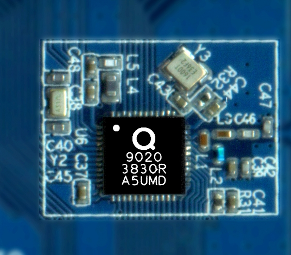 Quintic unveils wearable tech chip