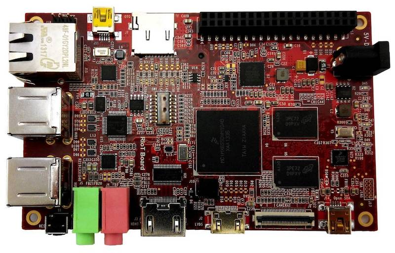 Newark element14's IoT development board to cause waves in Android Development Kit Space