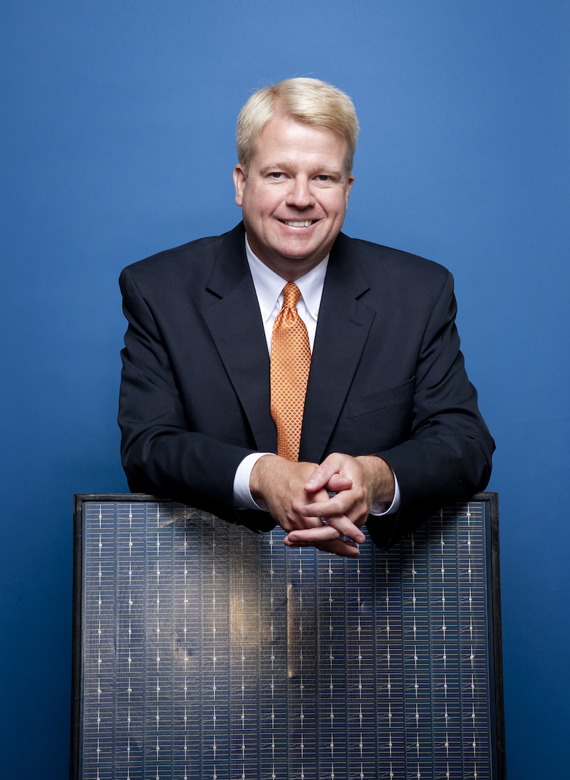 Brian Keene of SmartPower on the solar energy marketplace