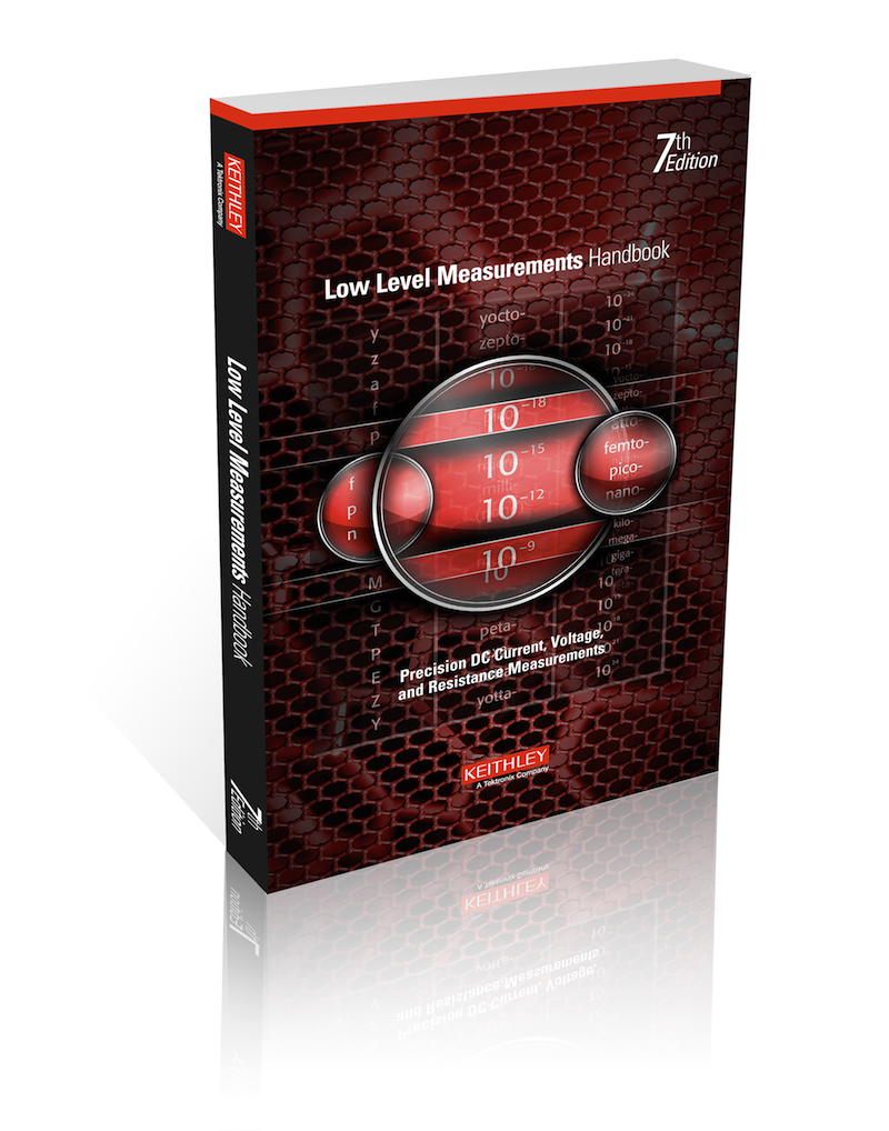 Keithley publishes seventh edition of popular low-level measurements handbook