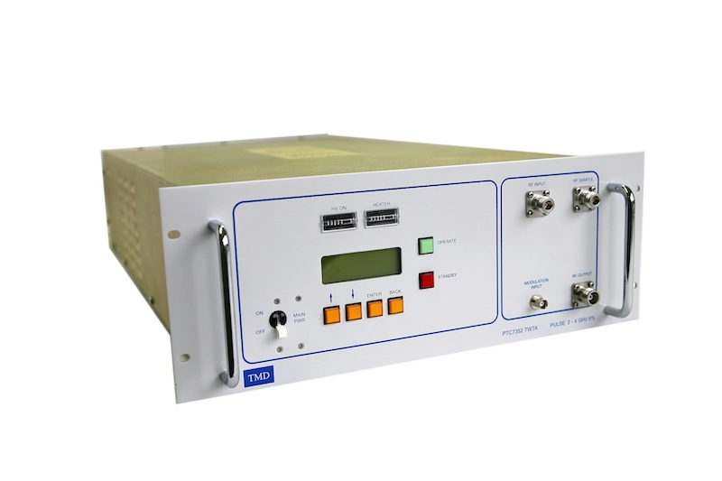 TMD to show high-power TWT amplifiers for EMC HIRF testing at EMV 2014
