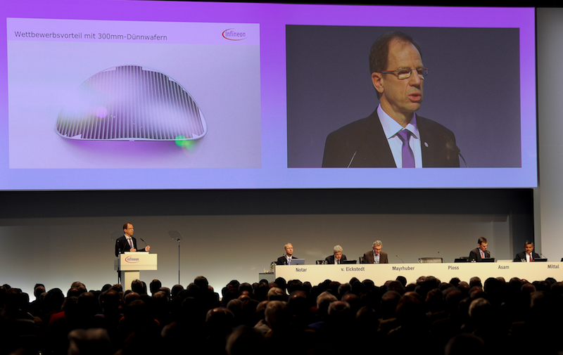 Infineon CEO Ploss calls for active industrial policy