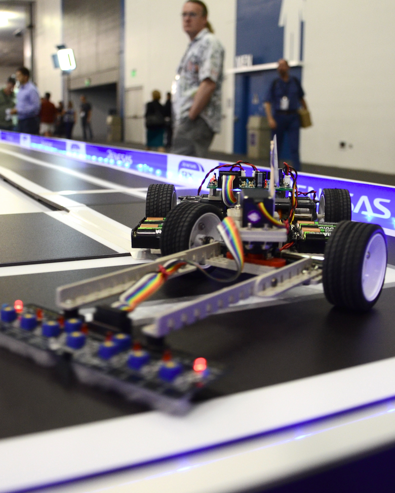 Renesas to launch First Renesas European MCU Car Rally Competition at embedded world 2014