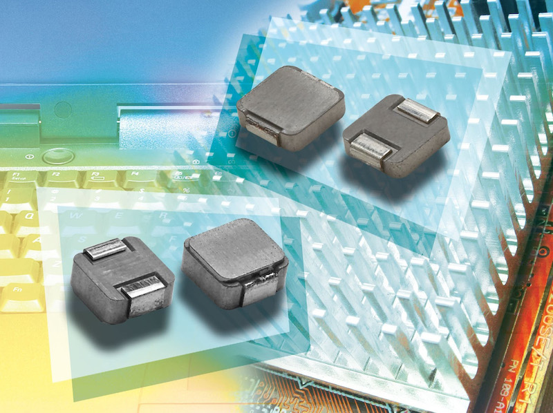 Vishay low-profile, high-current Dale IHLP 1616 power inductors now available from TTI