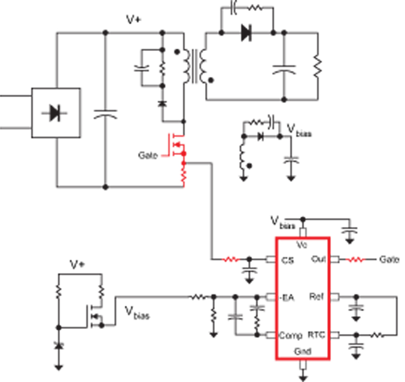 flyback power supply development
