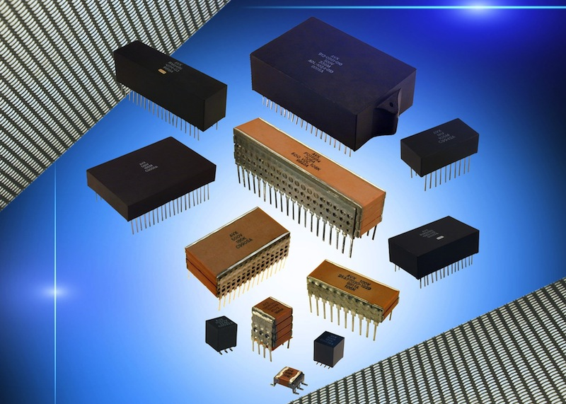 AVX C0G (NP0) SMPS capacitors approved for space applications