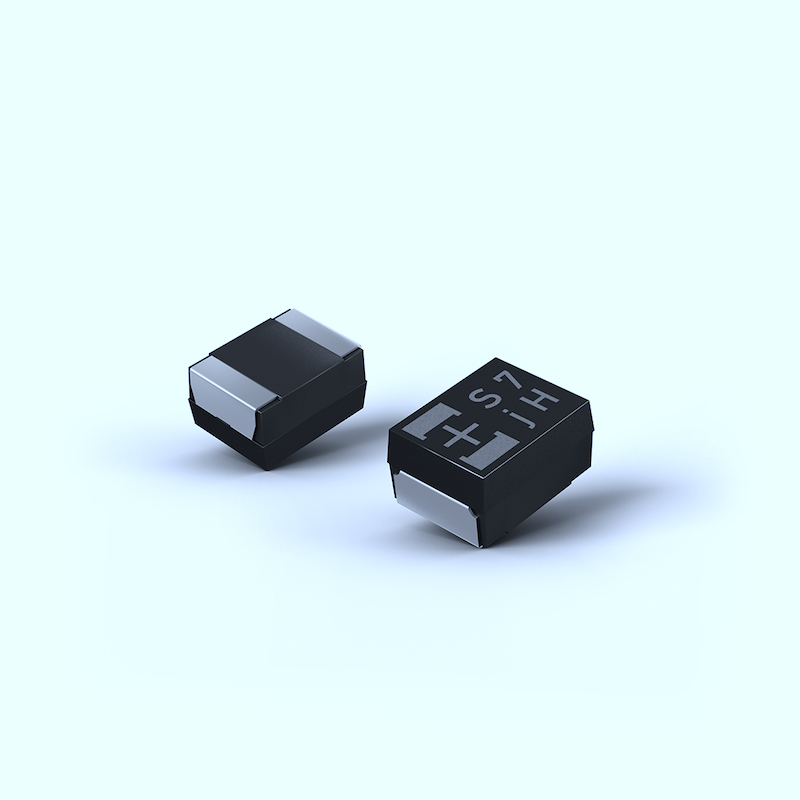 Low-ESR polymer capacitors from Panasonic now available from TTI