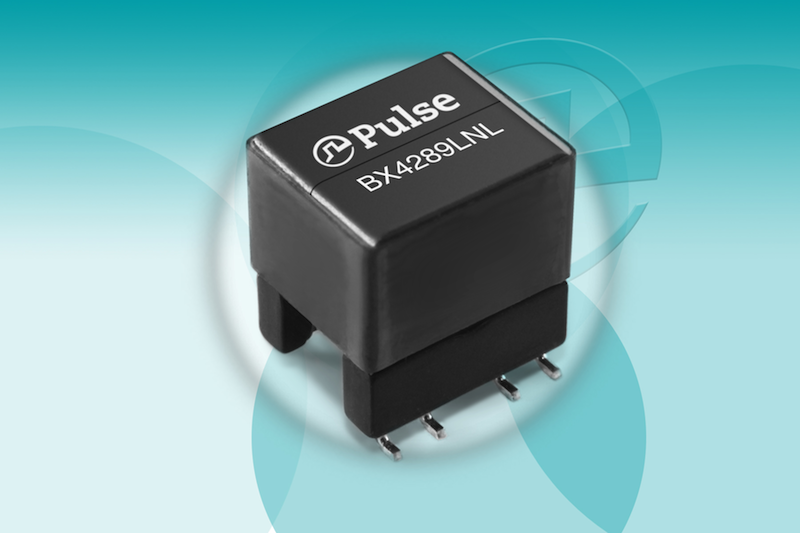 Pulse Electronics adds Class H line driver to its transformer family