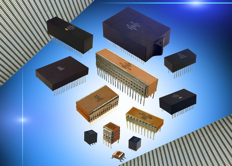 AVX X7R SMPS capacitors approved for Mil/Aero Applications