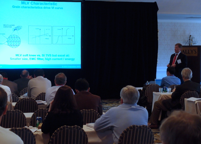 AVX to deliver eight technical presentations at CARTS 2014