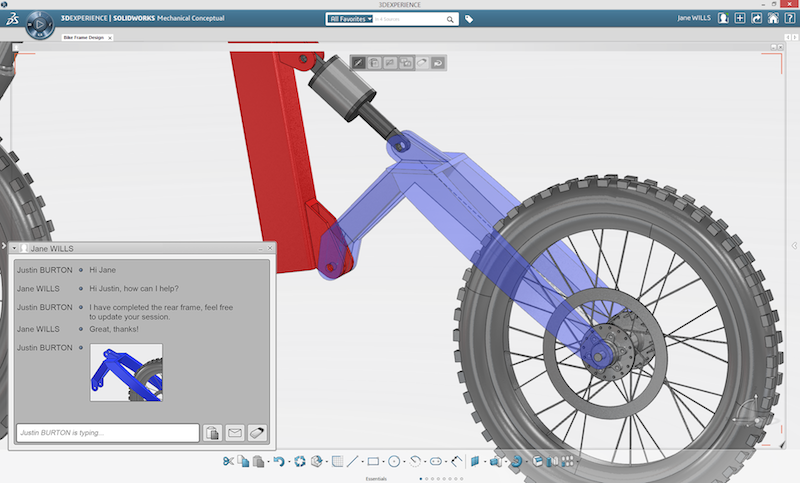 Dassault Systems releases new SOLIDWORKS mechanical conceptual design platform