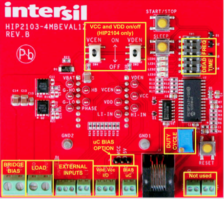 Intersil claims first falf- and full-bridge drivers that extend life of multi-cell Li-ion-powered products