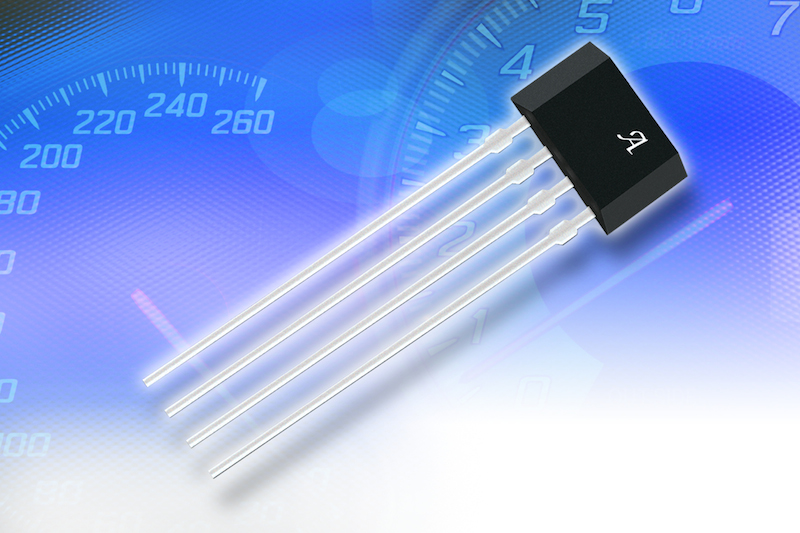 Allegro MicroSystems releases zero-speed differential peak-detecting Hall-effect sensor IC optimised for speed, timing and duty-cycle sensing