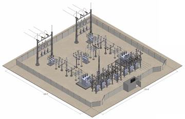 Power systems design psd information to power your designs for Substation design pdf