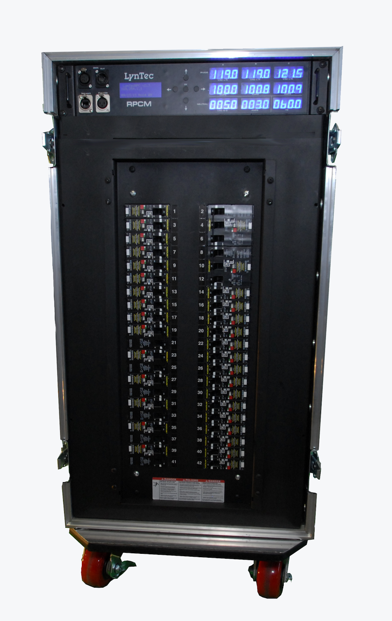 LynTec highlights their power control and distribution systems at PLASA Focus: Baltimore 2014