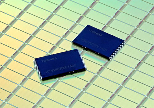 Toshiba starts first mass production of 15nm NAND flash memories