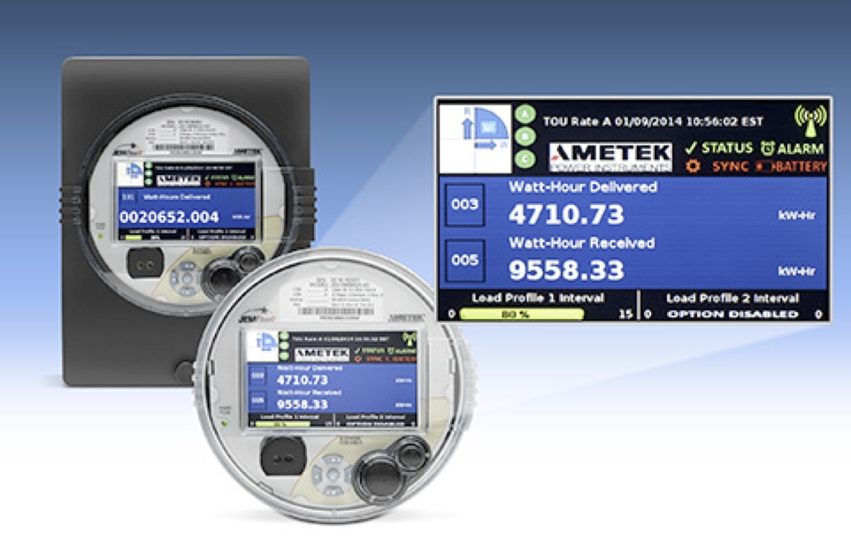 AMETEK's JEMStar II revenue meter claims highest accuracy