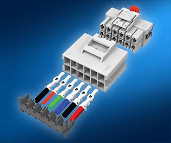 Mouser stocks TE Connectivity power triple lock connector system