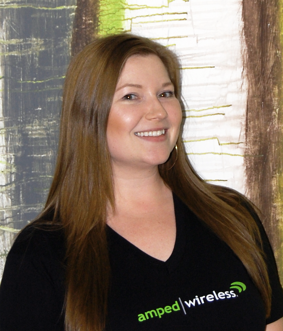 Lacey Neddo of Amped Wireless on managing portable devices