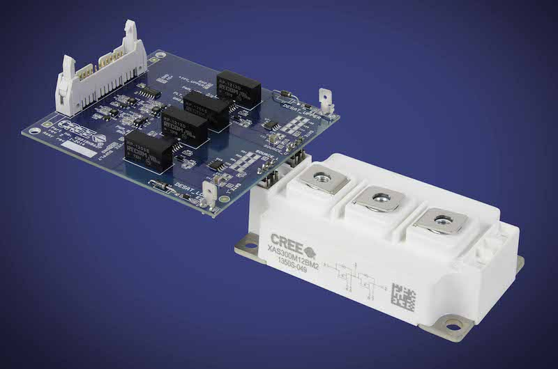Cree power module challenges price-performance barrier in power conversion