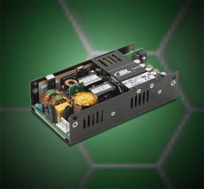 SL Power's 425W AC/DC supply targets T&M applications
