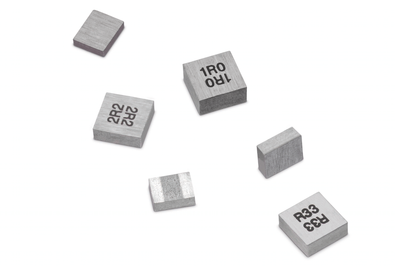 Wuerth's WE-MAPI series claims smallest metal alloy power inductor available