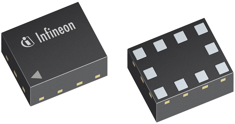 Infineon's tiny antenna-tuning ICs optimize antenna efficiency in 4G devices