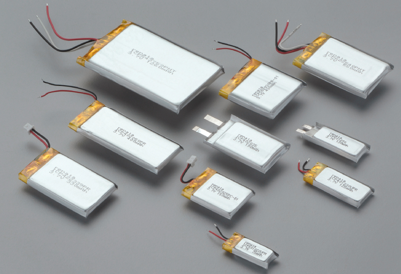 Renata adds to their Lithium Polymer battery portfolio