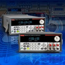 Keithley adds two GPIB-programmable supplies to Series 2200 line